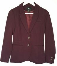 H&M Formal Button Coats & Jackets Blazer for Women