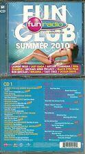 FUN RADIO 2010 ( 2 CD - COMME NEUF ) LADY GAGA, INNA, RIHANNA, BOB SINCLAR, WOLF