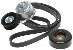 Serpentine Belt Drive Component Kit ACDelco Pro ACK060960