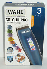 WAHL Colour Pro Mens Corded Hair Clipper Trimmer Clippers - OPEN BOX