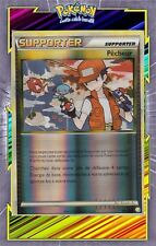 Pêcheur Reverse - HS01:HeartGold SoulSilver-92/123-Carte Pokemon Neuve Française