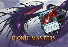 Iconic Masters Singles Playsets Foils Custom Requests Minimum Order $3 NM/M