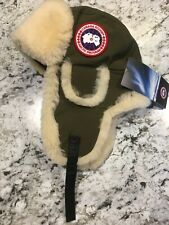 Canada Goose  Shearling Aviator Hat  (size S-M)