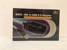 "Vantec  ""SATA / IDE To USB 2.0 Adapter""  New  In Box"