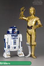 Kotobukiya ArtFX + 1/10 scale Star Wars C-3PO and R2-D2 Statue ANH - OT - OOP!