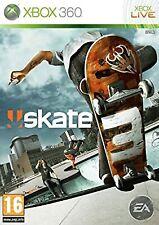 Skate 3 (Xbox 360),, gebraucht; gut Spiel