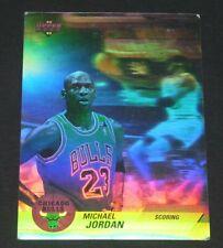 HOLOGRAM MICHAEL JORDAN CHICAGO BULLS 1992-1993 NBA BASKETBALL UPPER DECK CARD