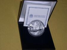 Malta  10 Euro Silber 2019 PP  150 J. Suezkanal