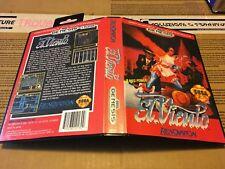 El Viento SEGA Mega Drive USA Version - Custom Game - Grade AAA+++