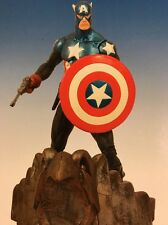 """Marvel Select: """"Captain America"""" Collectors Edition Action Figure [BRAND NEW]"""