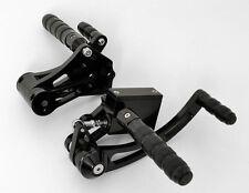 SOFTAIL FORWARD CONTROLS 4 HARLEY DAVIDSON MOTORCYCLES DUECE BLACK 36-99