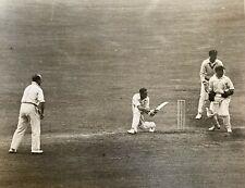 Cricket - Press Photo of Herbert Sutcliffe  Yorkshire & England  1930