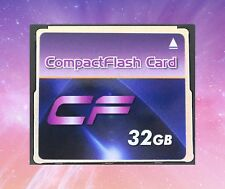32GB Compact Flash CF Memory card DSLR Camera New 300x 45mb/s speed