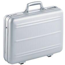 Aktenkoffer Alu-Notebookkoffer  Aluattache  Aluminium für bis zu 17 Zoll Laptops