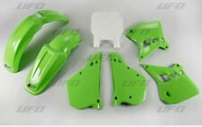KAWASAKI VMX EVO KX125 KX 125 90 91 UFO  PLASTICS KIT. # AUSTRALIA STOCK #
