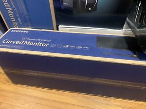 Samsung C49J890DKN 49 inch Curved VA LCD Monitor