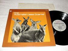 Australian Jazz Quarter - Self-Titled S/T, 1976 Jazz LP, Nice VG++!, Bethlehem