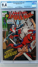 Amazing Spider-Man #101 CGC 9.4 NM   1st Appearnce Morbius