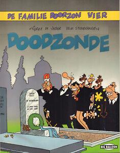 FAMILIE DOORZON 04 - DOODZONDE - Gerrit de Jager