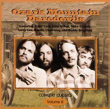 CONCERT CLASSICS VOL 8-Ozark Mountain Daredevils(Alive In America) NEW SEALED CD