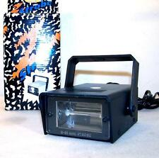 2 PARTY SQUARE STROBE LIGHT flashing bright disco lights bright flash halloween