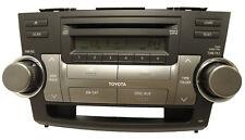 Toyota Highlander Satellite Radio 6 Disc Changer Mp3 Cd Player 51858 Factory Oem