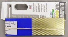 "DMT W8EFNB 8"" DUOSHARP DIAMOND KNIFE SHARPENER STONE EXTRA FINE & FINE NEW"