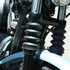Fuelles De Horquilla Old School Para Sportster XL® 45451-07 Fork Gaiter Pair