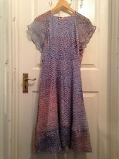 L K Bennett Dress Size 12 Silk Madison Dress RRP £325 Sold Out Wedding Races