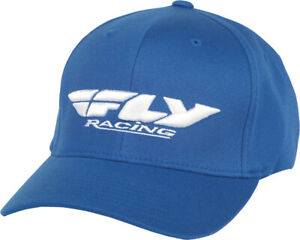 Fly Racing 2015 Podium Hat Blue YOUTH