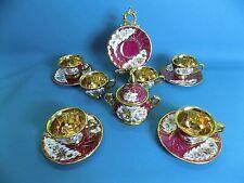 Keskin Limoges Hand Made Tea Set