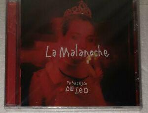 FRANCESCO DE LEO-LA MALANOCHE CD NUOVO SIGILLATO