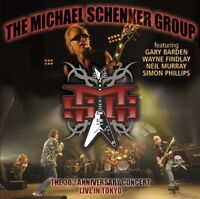 MICHAEL SCHENKER GROUP-ANNIVERSARY CONCERT IN-JAPAN 2CD