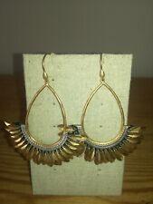 Stella & Dot Pegasus Earrings 13
