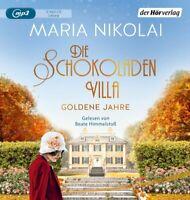 DIE SCHOKOLADENVILLA-GOLDENE JAHRE - HIMMELSTOß,BEATE  2 MP3 CD NEU