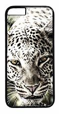 Cute Tiger Leopard Animal Print Design Skin Back Case Cover For Apple iPhone