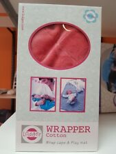 Lodger Wrapper Cotton BLC012- Rouge