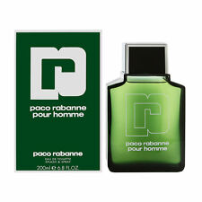 Paco Rabanne Pour Homme 6.7 oz /6.8 oz Eau de Toilette For Men NIB