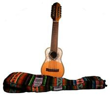 More details for south american charango from la paz bolivia w case 133 musical string instrument