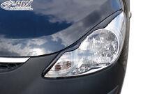 RDX Scheinwerferblenden HYUNDAI i10 2008+ Böser Blick Blenden Spoiler Tuning