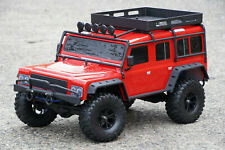 XTC RC 4WD Monster Robot Truck Vrx BF-4J 1:10 Rtr 2,4 GHZ Akku Chargeur Neuf