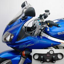 ABM Superbike Lenker Umbau Kit Suzuki SV 1000 S WVBX ab 2003- + Comfort Zubehör
