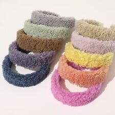 Fashion Women's Hairband Hair Hoop Band Wide Headband Accessories Headdress Clip