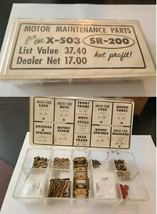 Kemtron Motor Maintenance Parts Box for X-503