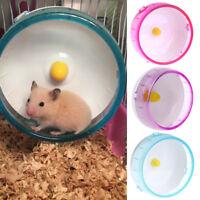 Hot Rat Hamster Mouse Exercise Plastic Silent Running Toys Spinner Wheel Pet Toy