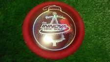 new TeeDevil Champion 146 red dealer exclusive distance driver Innova disc golf