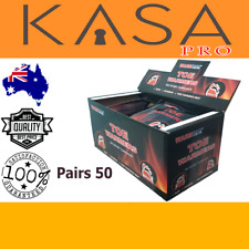 100 KASA Fifty Pairs Hot Toe Heaters Pack Heat Feet Foot Sole Hotter Ski Snow