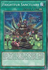 YU-GI-OH CARD: FRIGHTFUR SANCTUARY - TDIL-EN055