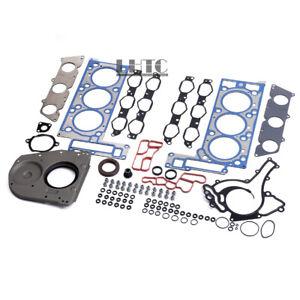 Engine Rebuild Gaskets Kit For Mercedes-Benz C350 W204 W211 W166 X204 M272 3.5