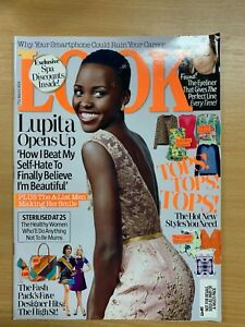 """""""LOOK"""" MAGAZINE (17 MAR 2014) - LUPITA N'YONG'O COVER & INTERVIEW (LL)"""